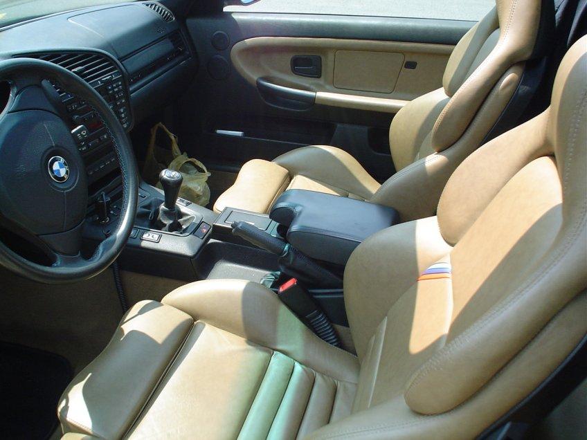 1999 bmw m3 interior colors for Bmw e36 interior