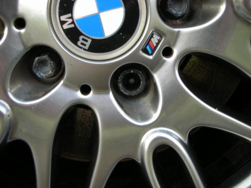 BMW wheel Lock issue  Bimmerfest  BMW Forums