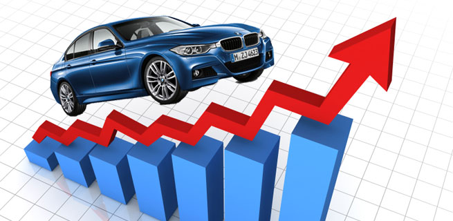 BMW's 2012 Sales Best Ever in United States