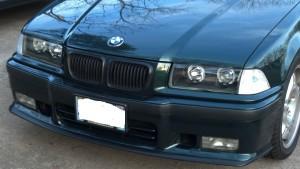 Upgrading Headlights On My E36 M3