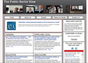Polycom Launches the Public Sector View