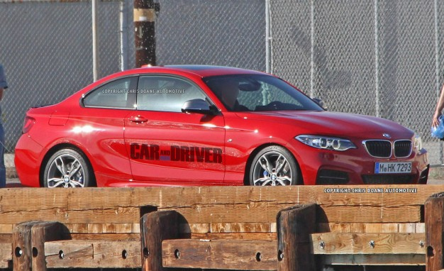 The Upcoming BMW 2 Series