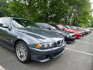 E39 M5 Northern Virginia Owners Redux