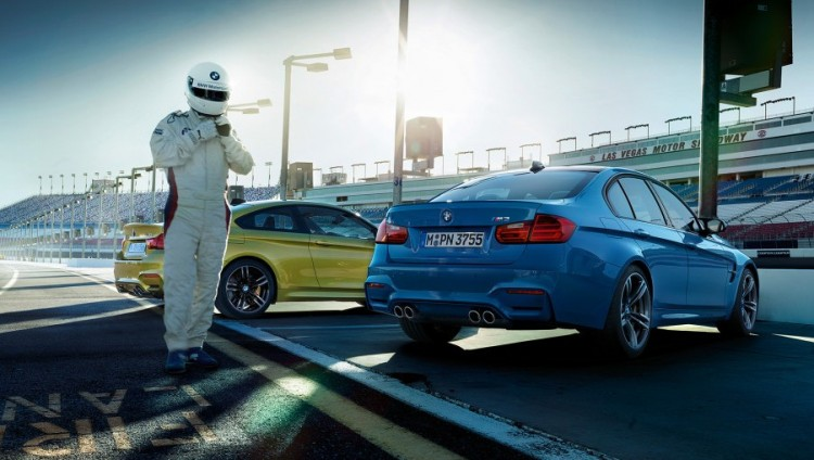 New BMW M3/M4