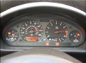 Unlocking the BMW Hidden Menu Options of the E36 M3
