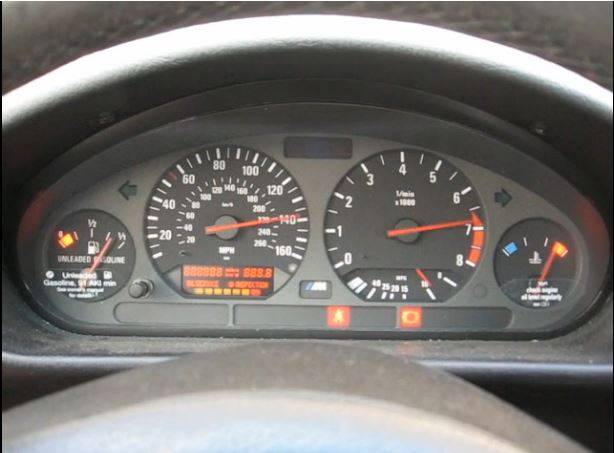Unlocking the BMW Hidden Menu Options of the E36 M3