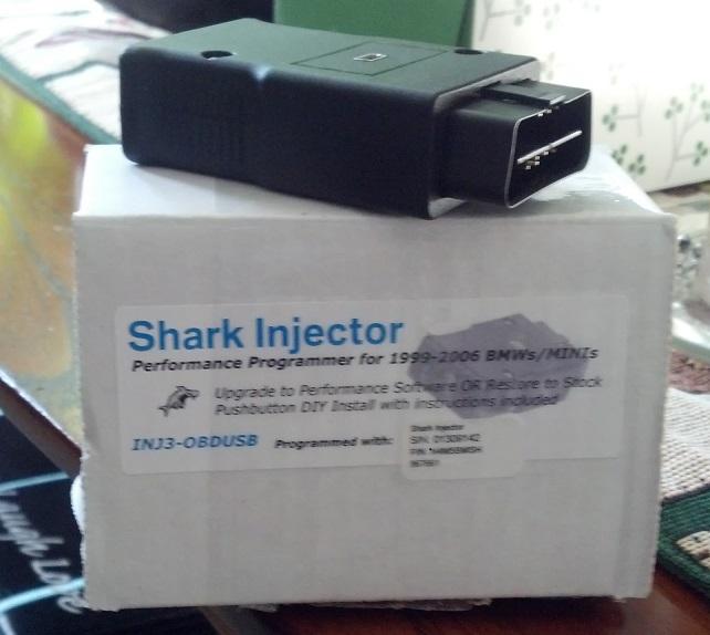 Shark Injector