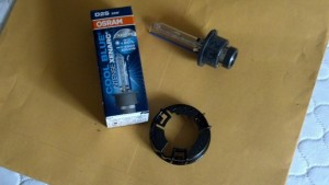 Replacing BMW HID Headlight Bulbs