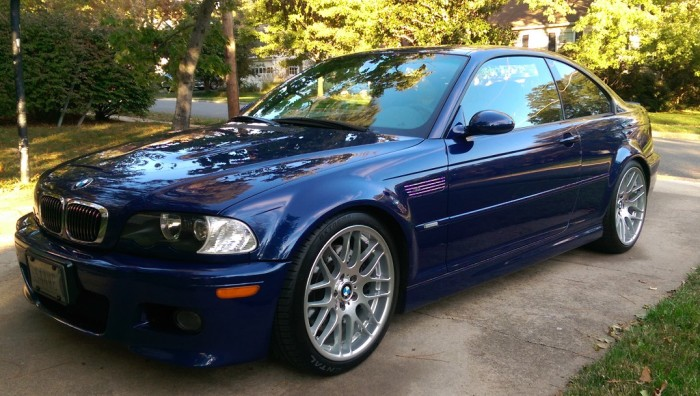 2006 E46 M3 Comp. Package