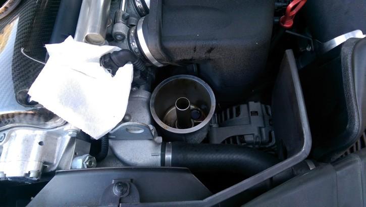 E46 M3 Oil Change