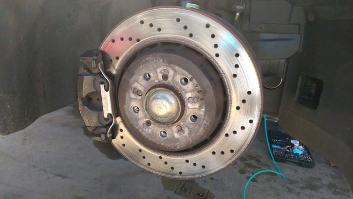E46 M3 rotors