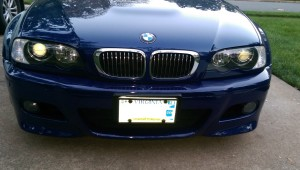 Cosmetic Work on the E46 M3
