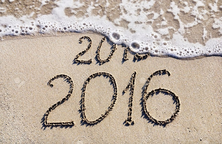 Thank you 2015!
