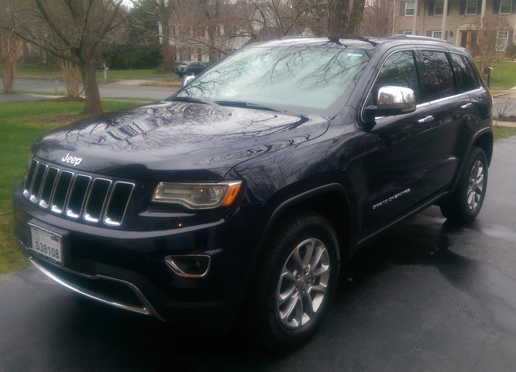 Gabriele Gets a Jeep Grand Cherokee