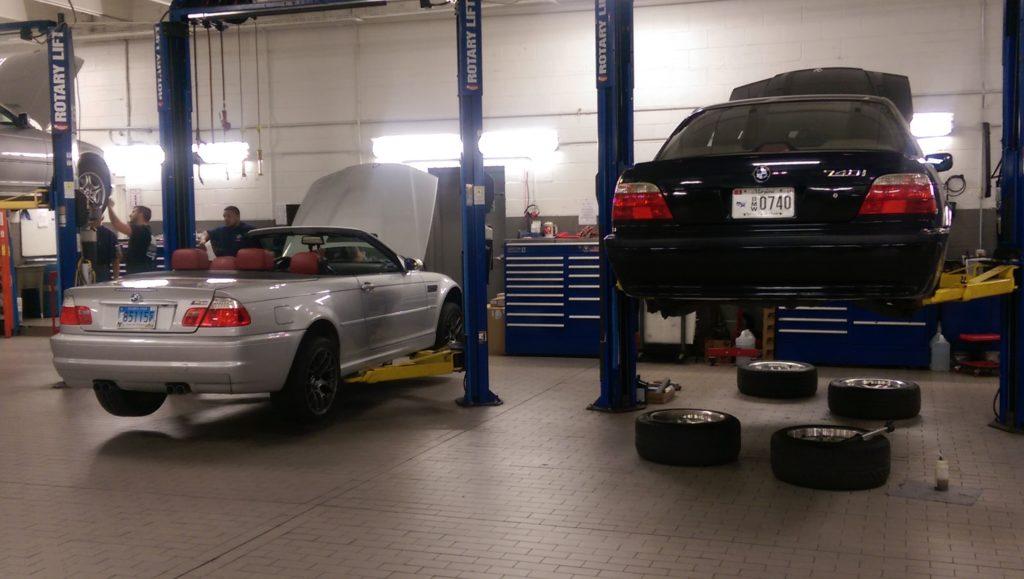 BMW DIY