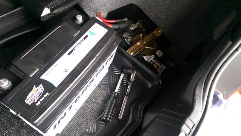 bmw e46 m3 battery replacement