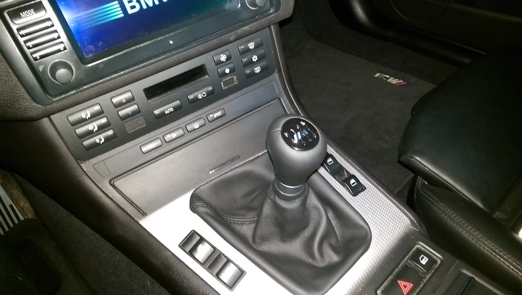How To Change A Door Knob >> E46 M3 Shift Knob Replacement - chrisparente.com