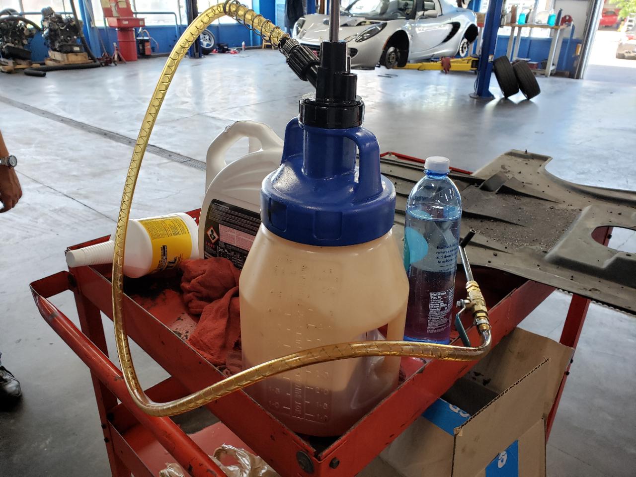 E39 M5 Transmission Fluid and Fuel Filter Changes - chrisparente com