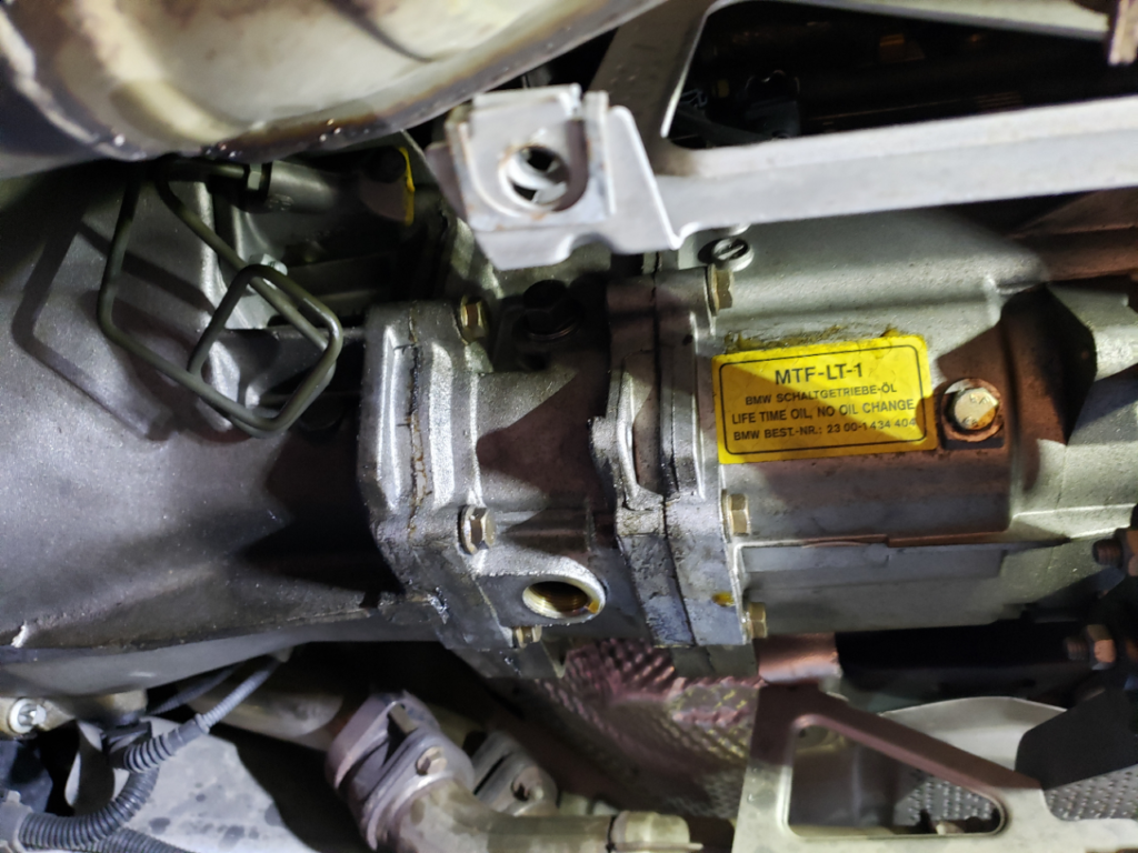 e39 m5 transmission fluid and fuel filter changes