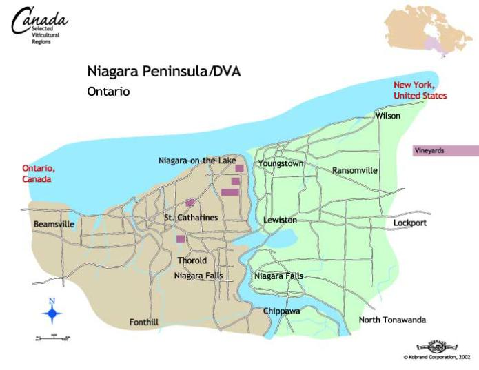 Niagara Falls Wines