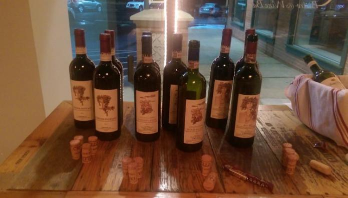 Crivelli Wine Dinner