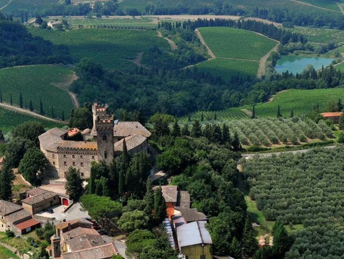 Guicciardini Tuscan Wine Dinner