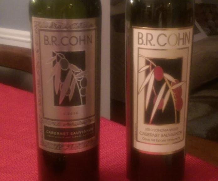 Good Times with B.R. Cohn Cabernet