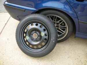 Getting a Spare Tire for my E39 M5