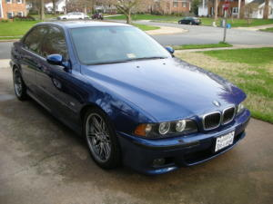 BMW M5 Going in the Wrong Direction?
