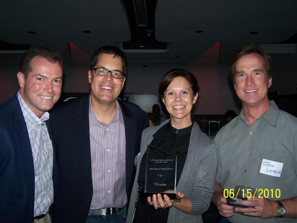 TANDBERG's Break Down the Walls Wins Best Corporate Blog