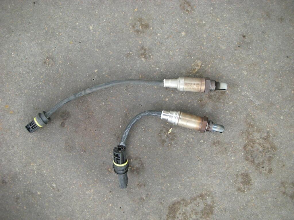 Replacing Oxygen Sensors on an E39 M5